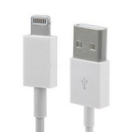 USB BS-70 (для iPhone5/6/7, iPad 4 mini) 1м